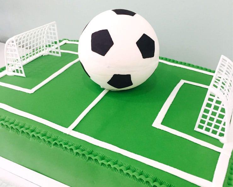 Gâteau sur-mesure Euro 2016
